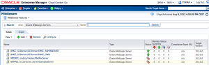 Add Middleware from the Middleware overview page