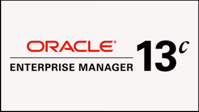 Start working with Oracle Enterprise Manager 13c
