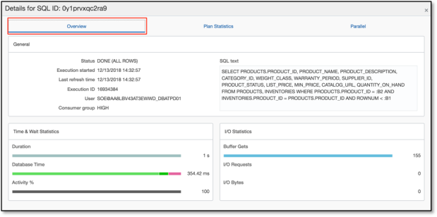 Monitor the availability of an Autonomous Database in the